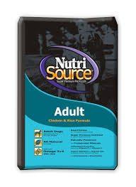 Buy Nutrisource Dog Food Online