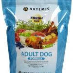 20% off Artemis Dog Food