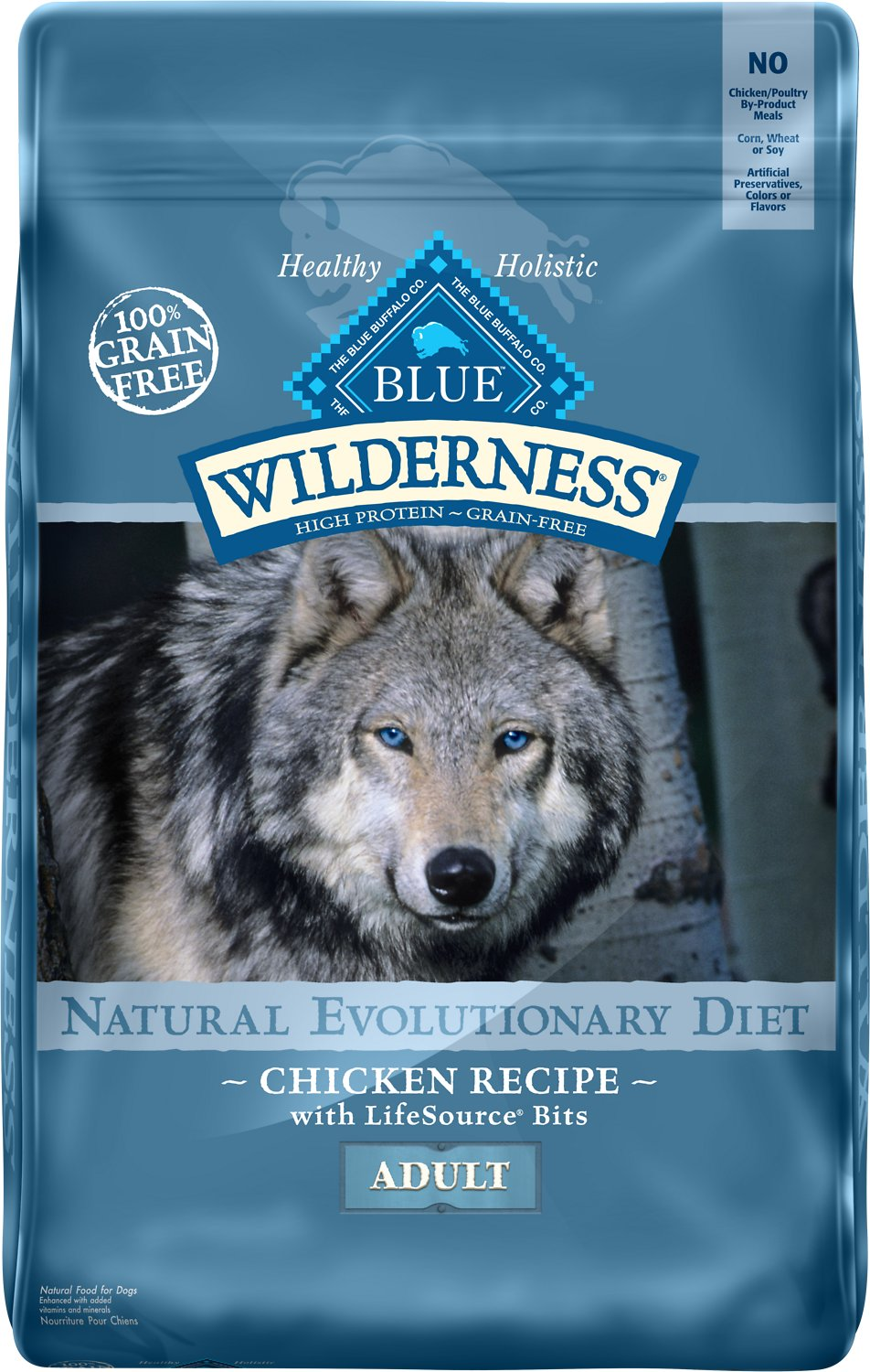 Grain Free Dog Food For Golden Retrievers