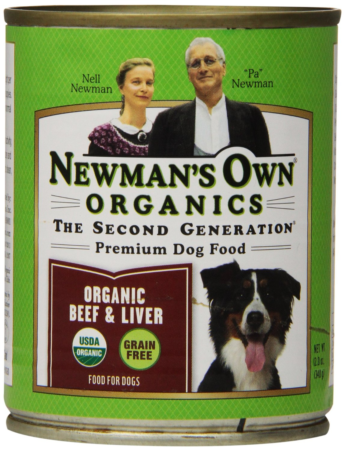 Newman S Own Organic Chicken Dry Dog Food  Lb