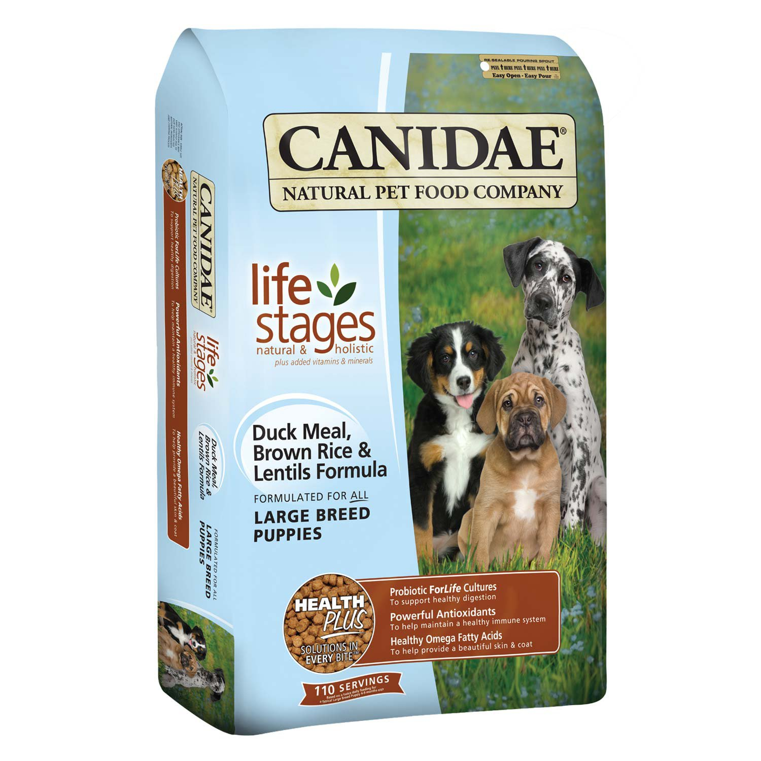 Is Canidae High Quality Dog Food