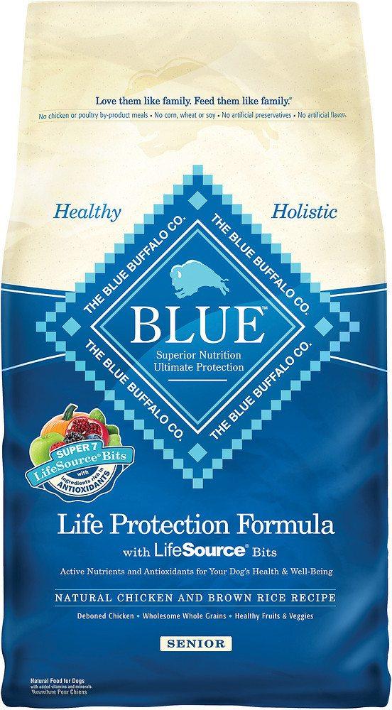 Blue Senior Grain Free Wet Food