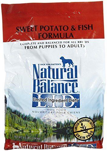 Natural Balance Dry Dog Food Coupons